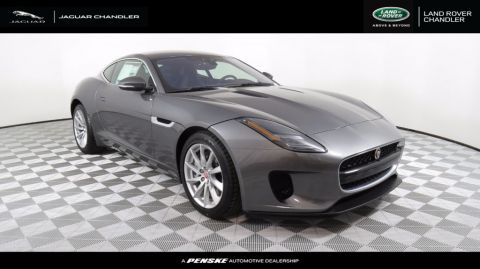 New 2018 Jaguar F-TYPE Coupe Automatic 340HP