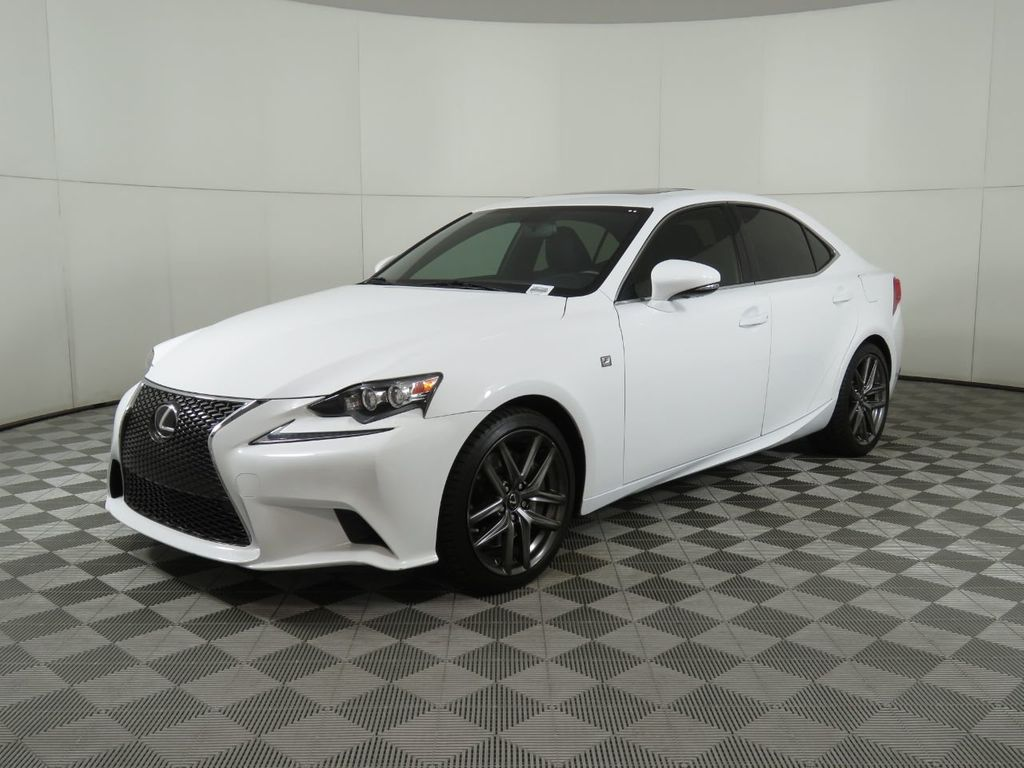Pre-Owned 2014 Lexus IS 350 4dr Sedan RWD