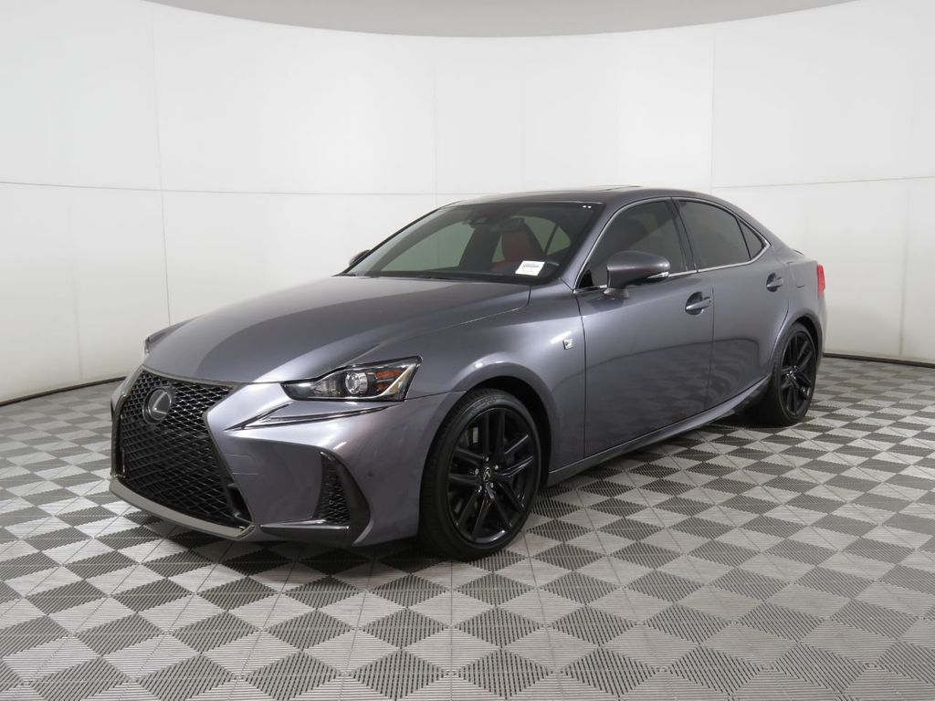 Pre-Owned 2018 Lexus IS IS 350 RWD