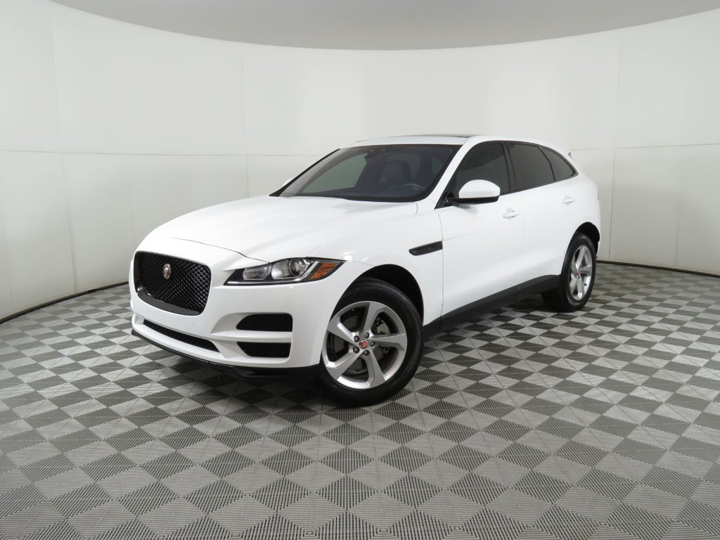 Pre-Owned 2019 Jaguar F-PACE COURTESY VEHICLE