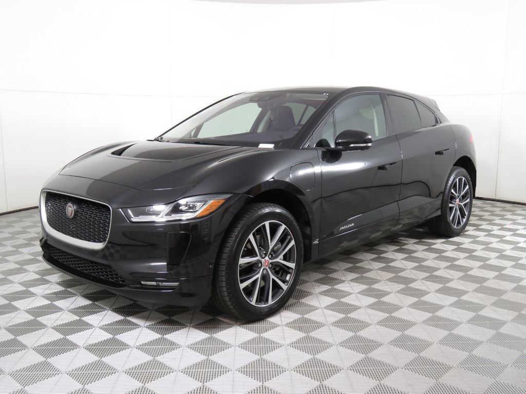 Pre-Owned 2019 Jaguar I-PACE First Edition AWD