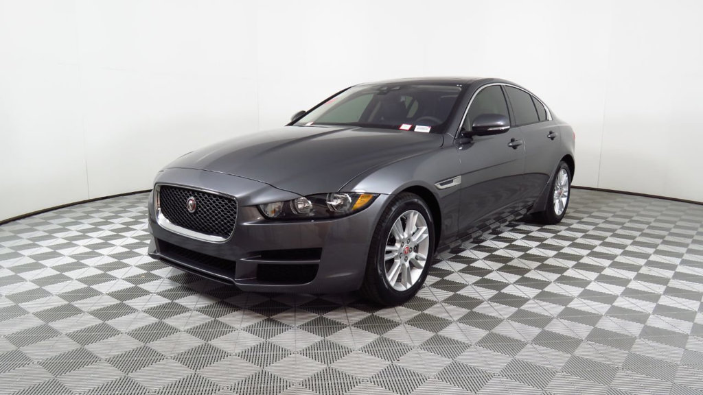 Pre-Owned 2018 Jaguar XE COURTESY VEHICLE