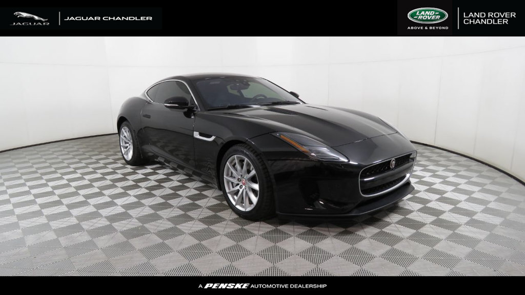 New 2020 Jaguar F-TYPE Coupe Automatic P340