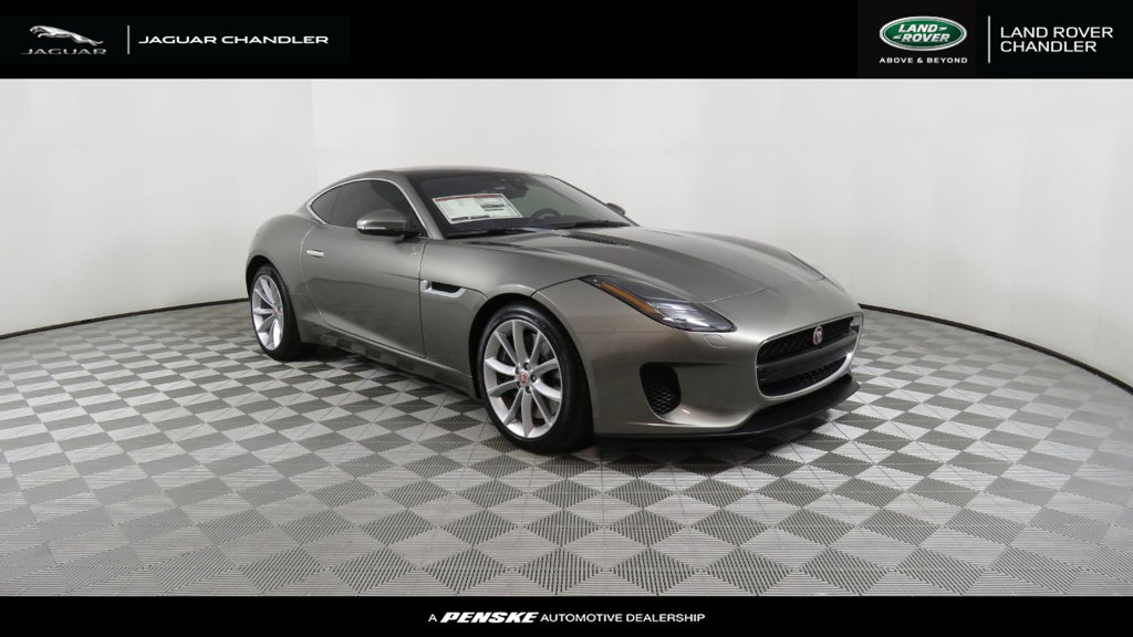 New 2019 Jaguar F-TYPE Coupe Automatic P380