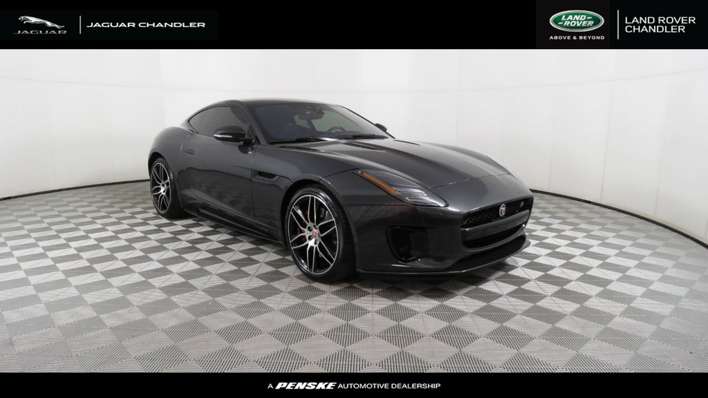 Jaguar F Type Coupe >> New 2020 Jaguar F Type Coupe Automatic P300 Coupe In Chandler