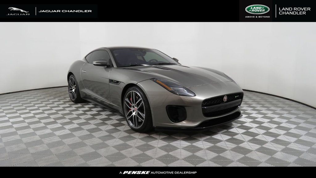 New 2019 Jaguar F-TYPE Coupe Automatic R-Dynamic