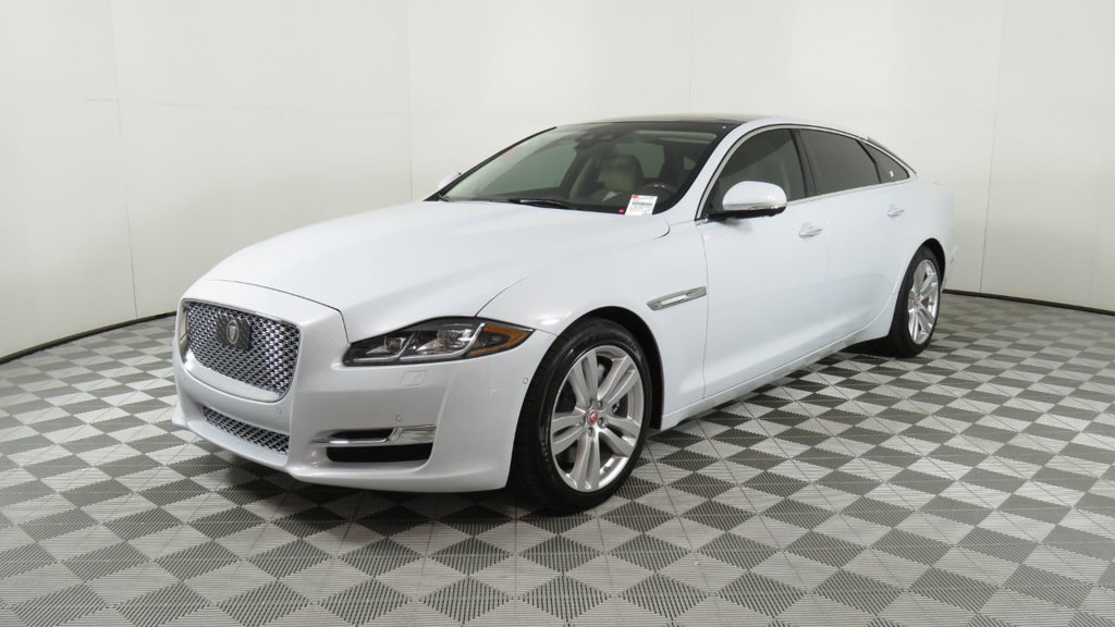 New 2019 Jaguar XJ XJ50 V6 RWD