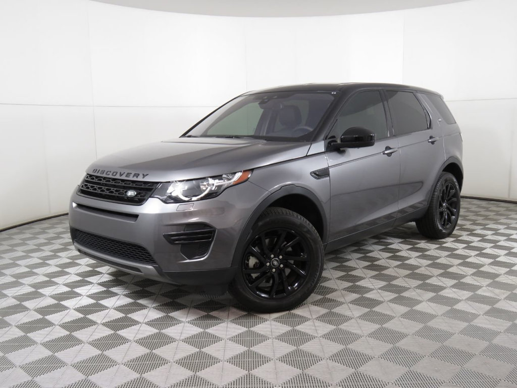 Certified Pre-Owned 2019 Land Rover Discovery Sport COURTESY VEHICLE