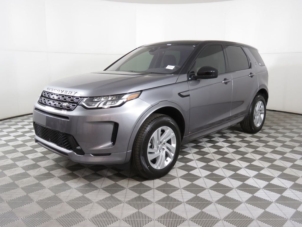 Certified Pre-Owned 2020 Land Rover Discovery Sport COURTESY VEHICLE