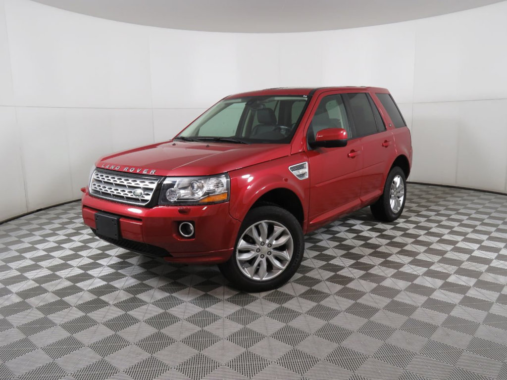 Pre-Owned 2015 Land Rover LR2 AWD 4dr HSE LUX