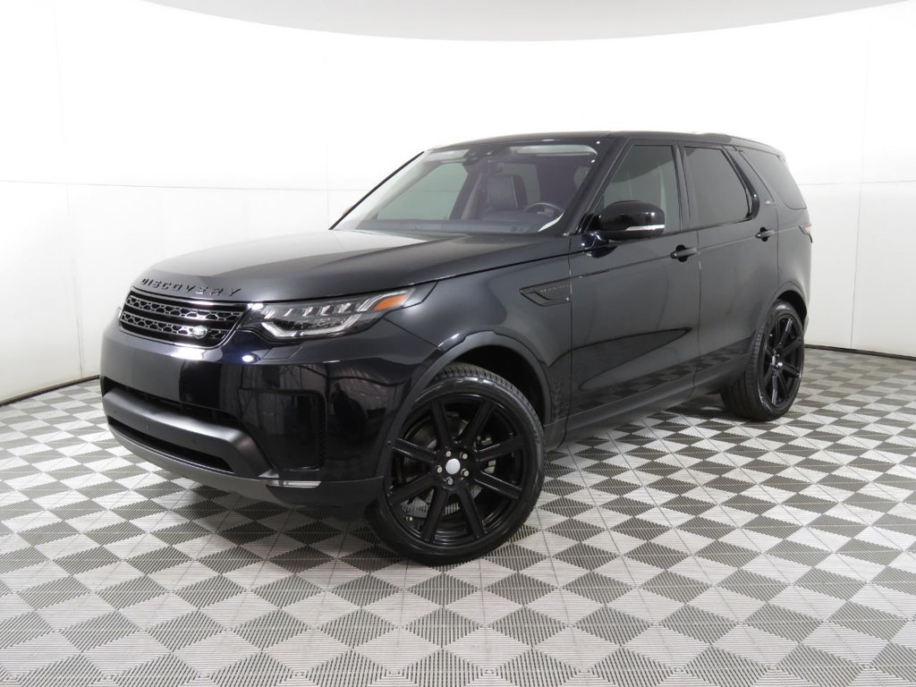 Pre-Owned 2017 Land Rover Discovery First Edition V6 Supercharged