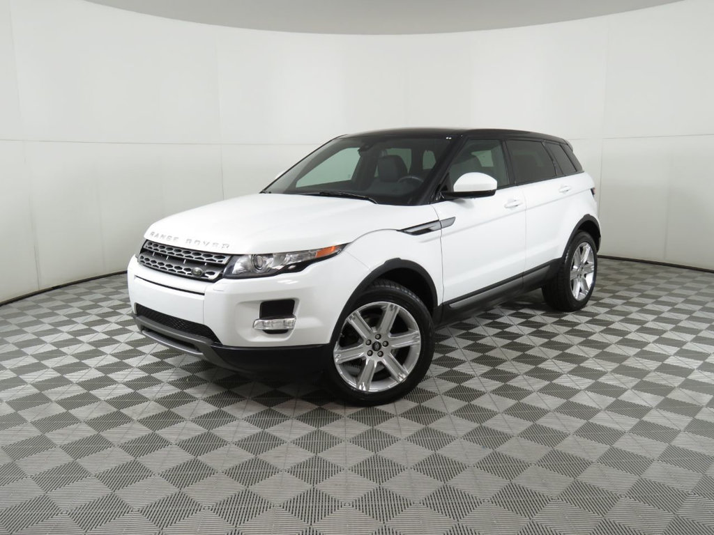 Pre-Owned 2015 Land Rover Range Rover Evoque 5dr Hatchback Pure Plus
