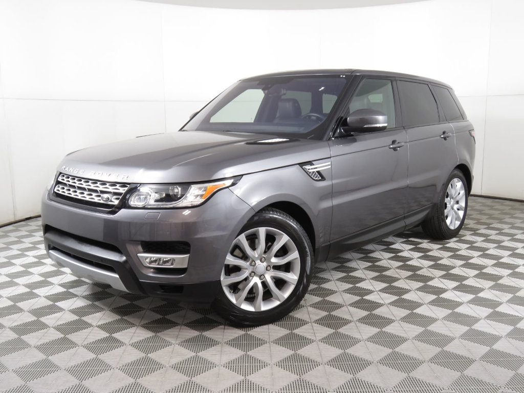 Certified Pre-Owned 2016 Land Rover Range Rover Sport 4WD 4dr V6 Diesel HSE