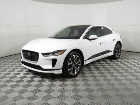 New 2020 Jaguar I-PACE S AWD