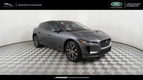 New 2019 Jaguar I-PACE First Edition AWD