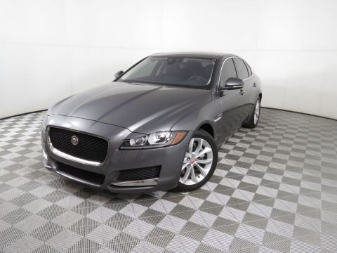 Certified Pre-Owned 2018 Jaguar XF 25t Premium RWD