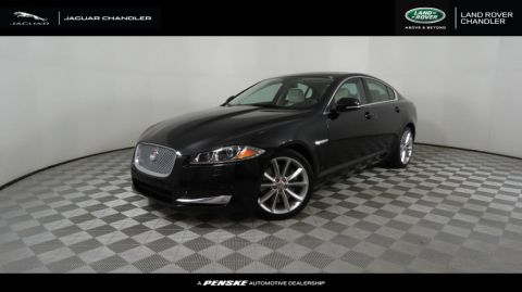 Pre-Owned 2015 Jaguar XF 4dr Sedan V6 Portfolio RWD