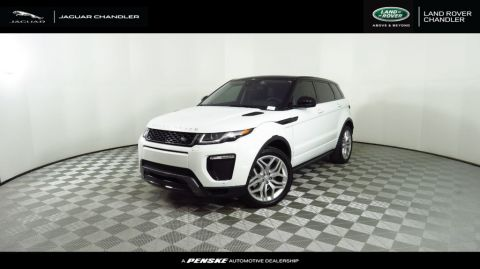 Pre-Owned 2016 Land Rover Range Rover Evoque 5dr Hatchback HSE Dynamic