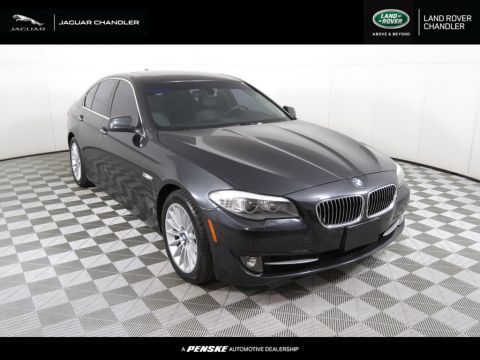 Pre-Owned 2012 BMW 5 Series 535i
